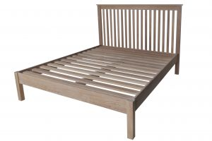 Hampton Oak Headboards and Beds