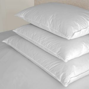 Premium Hungarian 90/10 Goose Down Pillows
