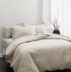 Chantel Moonbeam Linen House Quilt