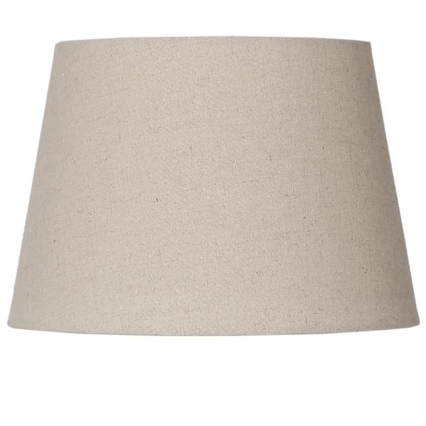 linen tapered drum lamp shade r299 00 medium linen tapered drum lamp. Black Bedroom Furniture Sets. Home Design Ideas