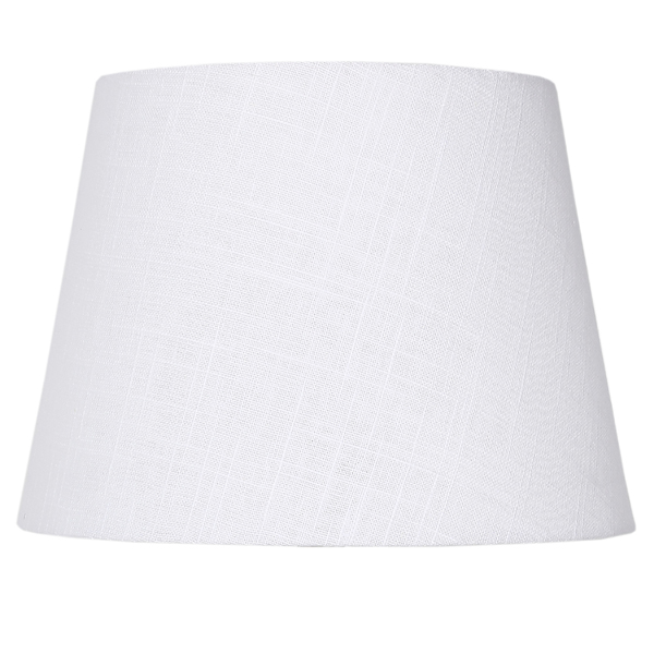 products homeware lamp shades small white tapered drum shade. Black Bedroom Furniture Sets. Home Design Ideas